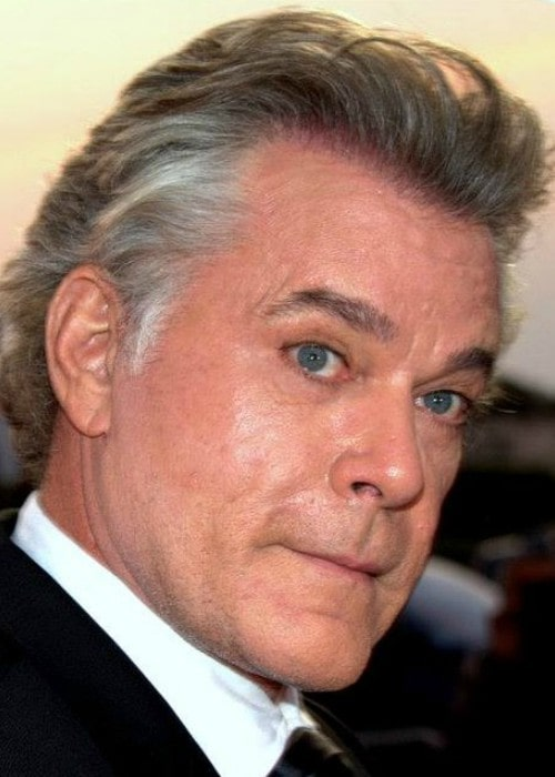 Ray Liotta at the Deauville Film Festival in September 2014