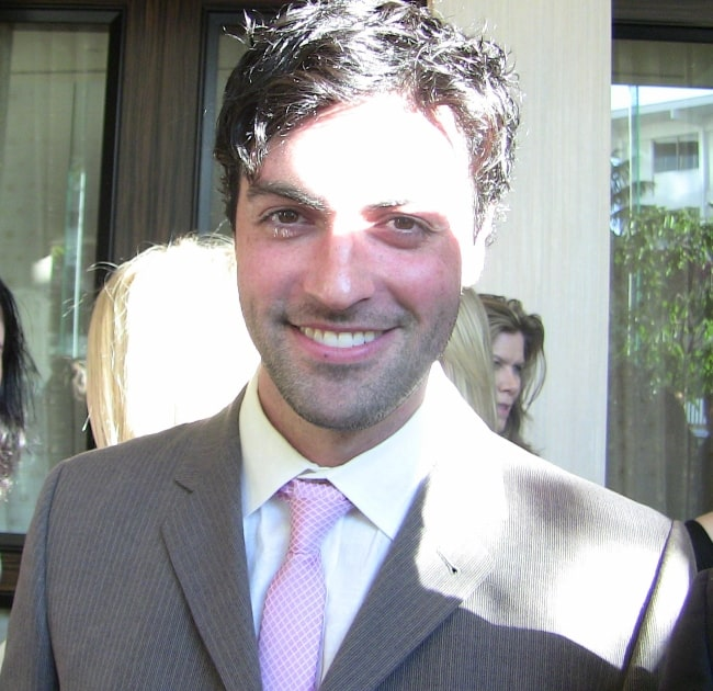 Reid Scott as seen at the 23rd Genesis Awards in Beverly Hills, California, United States in March 2009