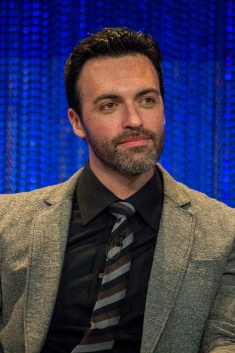Reid Scott as seen at the New York PaleyFest 2014 for the TV show 'Veep'