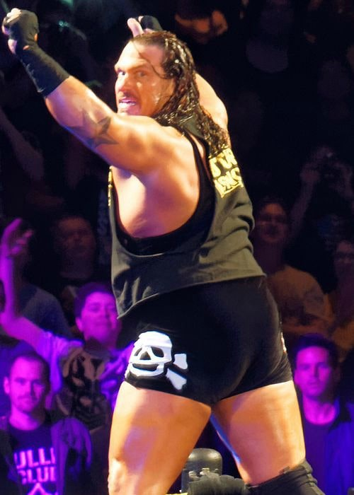 Rhyno as seen in March 2015