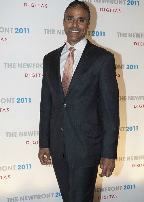Rick Fox during an event in June 2011
