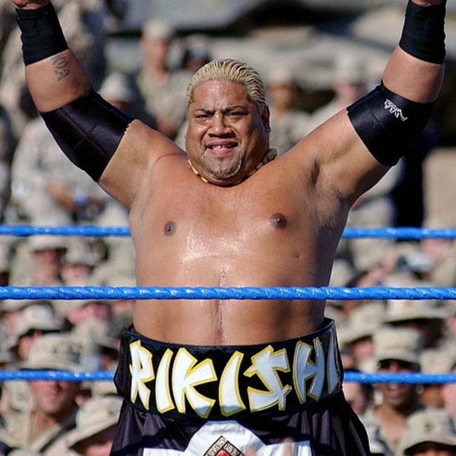 Rikishi as seen in December 2003