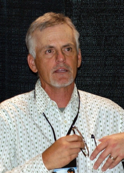Rob Paulsen in a picture taken during the Calgary Comic & Entertainment Expo at BMO Centre in Calgary, Canada in June 2011