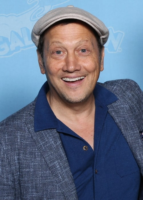 Rob Schneider at GalaxyCon Raleigh in 2019