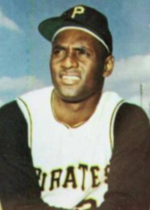 Roberto Clemente as seen in 1966