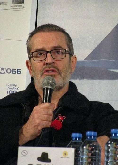Rupert Everett at Sofia International Film Festival in March 2017