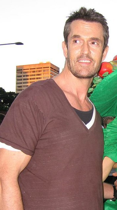 Rupert Everett at the 2007 Sydney Gay and Lesbian Mardi Gras