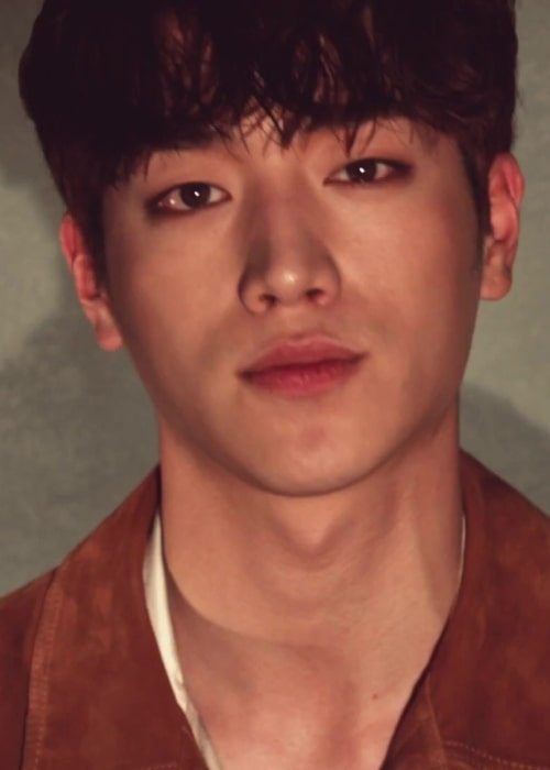 Seo Kang-joon for Marie Claire Korea in December 23, 2015