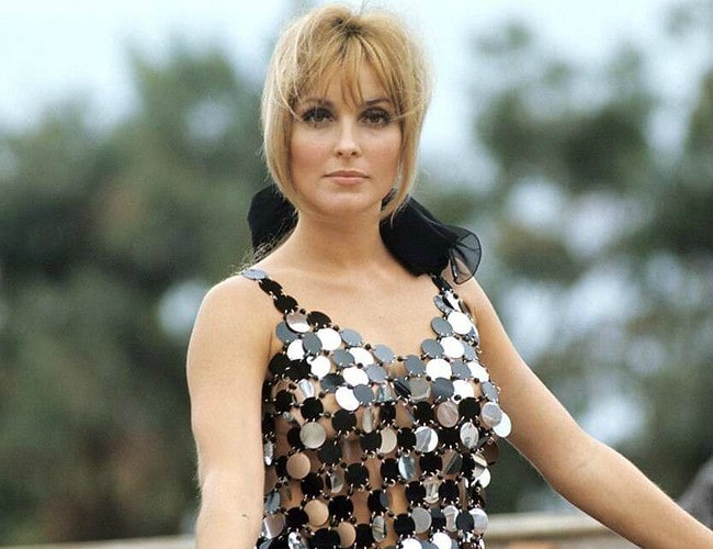 Sharon Tate as seen in 1966