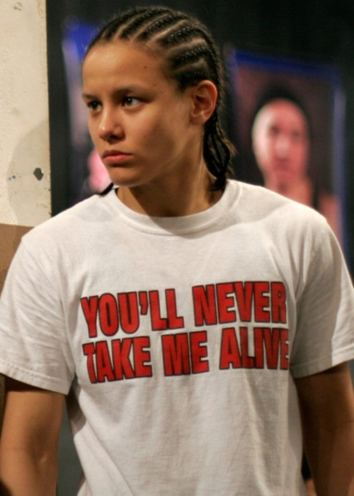 Shayna Baszler as seen in November 2007
