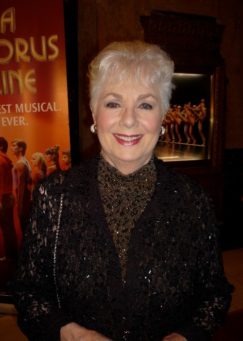 Shirley Jones as seen in June 2010
