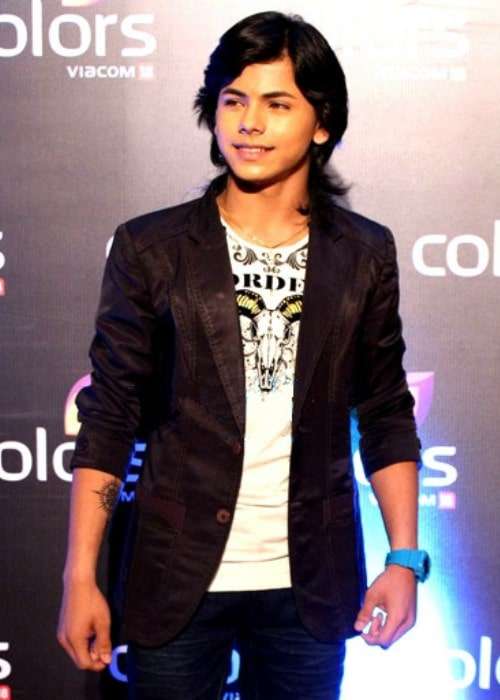 Siddharth Nigam during an event as seen in May 2014