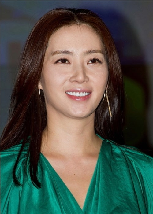 Song Yoon-ah as seen at tvN Korea's Got Talent season 1 premiere in March 2011