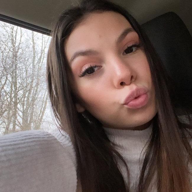 Sophie Gonzalez as seen in December 2019