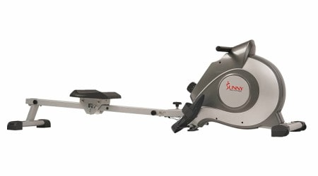 Sunny Health & Fitness SF-RW5515 Magnetic Rowing Machine Rower Review
