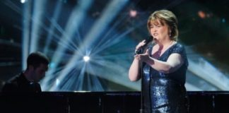 Susan Boyle at the AGTChampions (2)