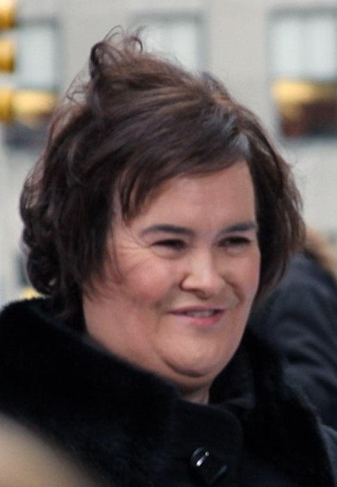 Susan Boyle in November 2009
