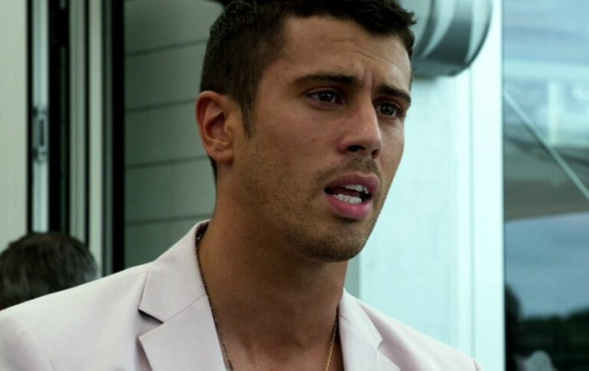 Toby Kebbell as seen in January 2014