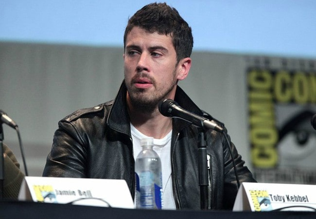 Toby Kebbell at the 2015 San Diego Comic Con International