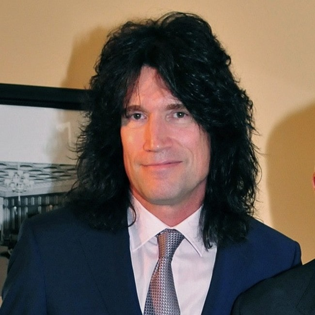 Tommy Thayer as seen in April 2013