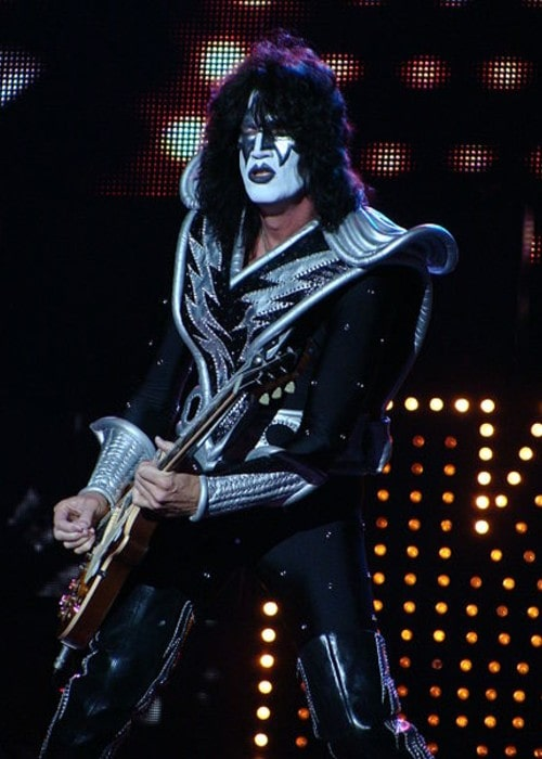 Tommy Thayer as seen in June 2010