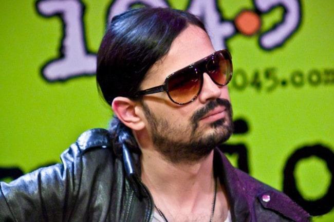 Tomo Miličević as seen in April 2010