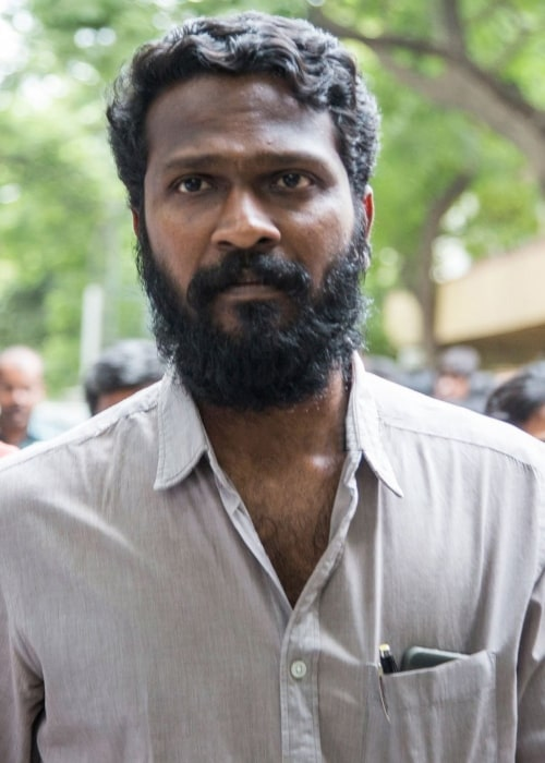 Vetrimaaran Pay Homage to lyricist Na Muthukumar as seen in 2011