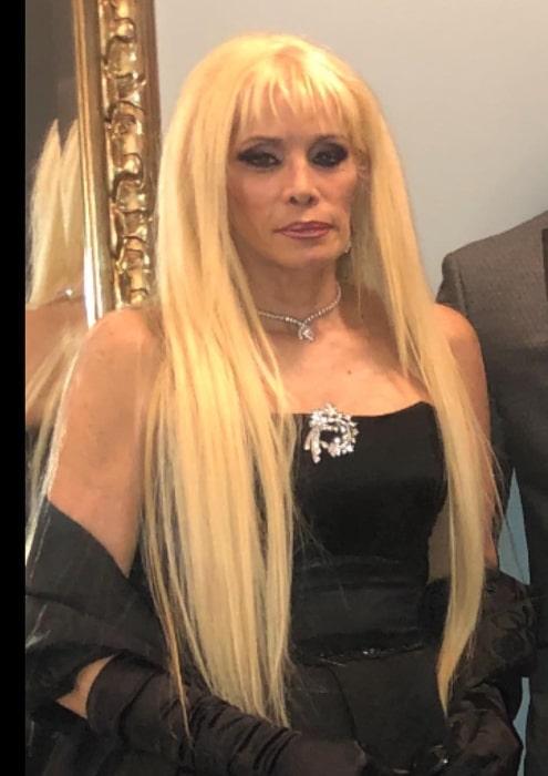 Victoria Gotti as seen in November, 2019