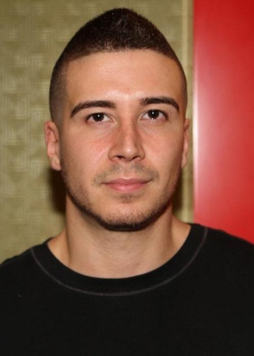Vinny Guadagnino as seen in November 2011