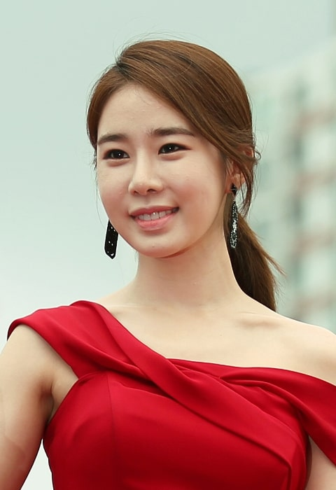 Yoo In-na as seen at the Pifan opening ceremony on July 17, 2014
