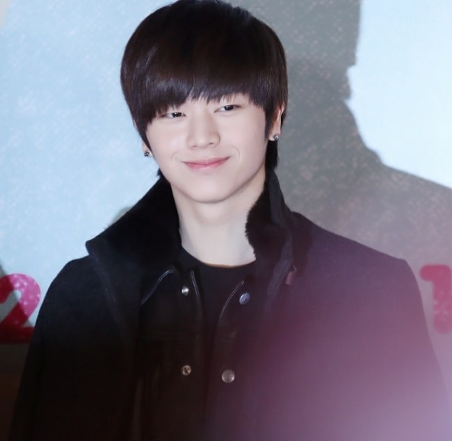 Yook Sung-jae as seen in 2014