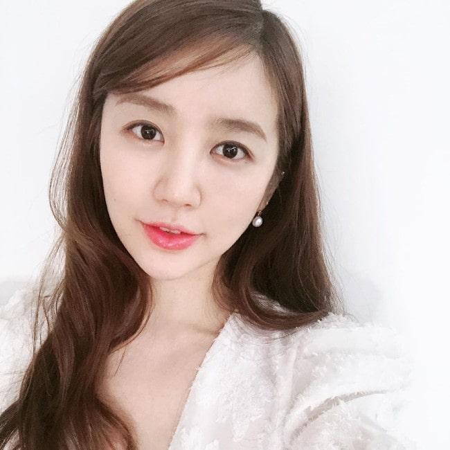 Yoon Eun-hye as seen in December 2019