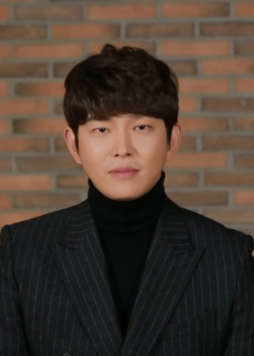 Yoon Kyun-sang as seen in February 2017