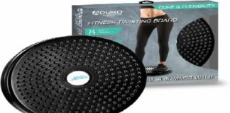 Aduro Sport Exercise Twist Board Review