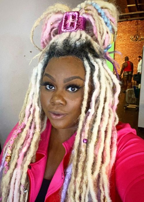 American comedian and actress Nicole Byer
