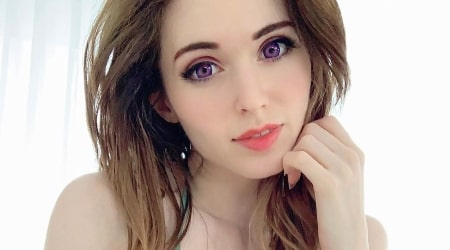 Amouranth Height, Weight, Age, Body Statistics
