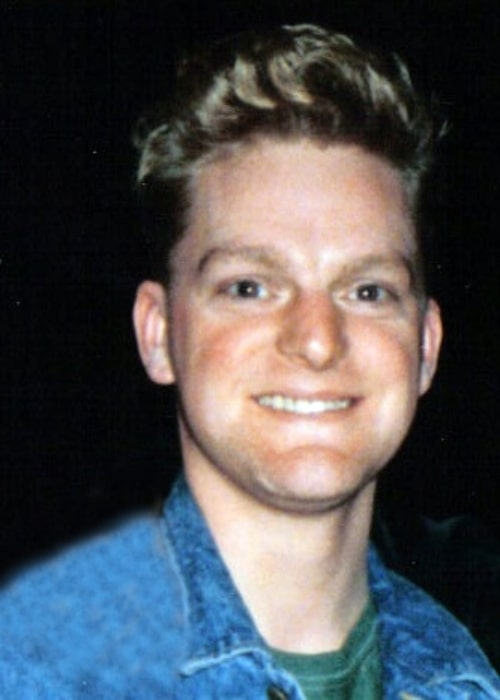 Andy Bell as seen during his younger years