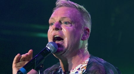 Andy Bell (Singer) Height, Weight, Age, Body Statistics