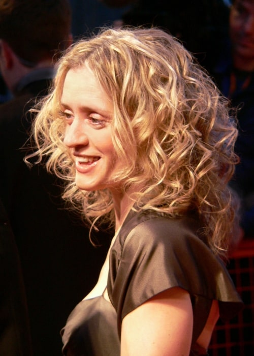 Anne-Marie Duff as seen at the 60th British Academy Film Awards in February 2007