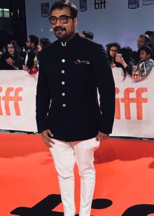 Anurag Kashyap as seen in an Instagram Post in September 2018