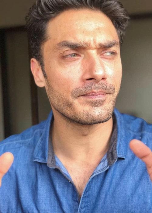 Avinesh Rekhi in an Instagram post as seen in March 2019