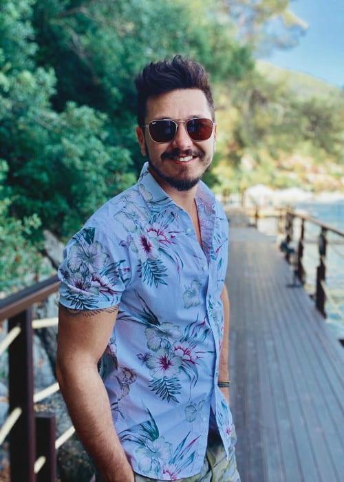 Barış Yurtcu in an Instagram post as seen in June 2019