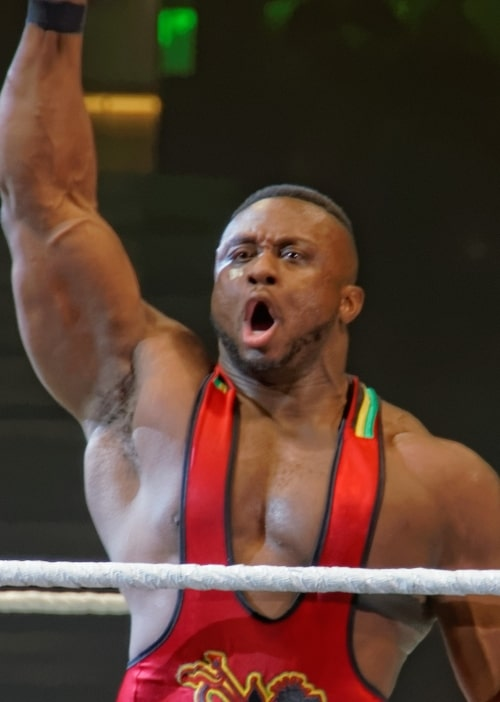 Big E. Langston as seen in a picture taken on November 8, 2013