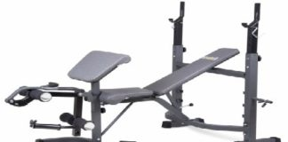 Body Champ Olympic Weight Bench Review