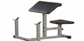 Body-Solid Powerline Preacher Curl Bench Review