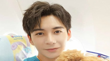 Chen Xingxu Height, Weight, Age, Body Statistics