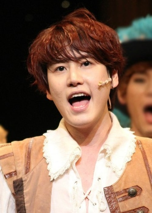 Cho Kyu-hyun in 'The Three Musketeers' on April 7, 2013