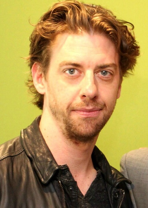Christian Borle at the 2014 MontClaif Film Festival