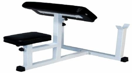 Deltech Fitness Pro Preacher Curl Bench Review