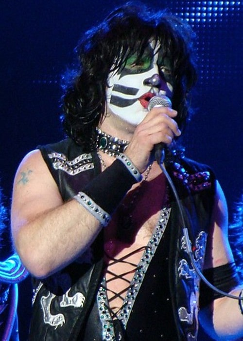 Eric Singer as seen in June 2010